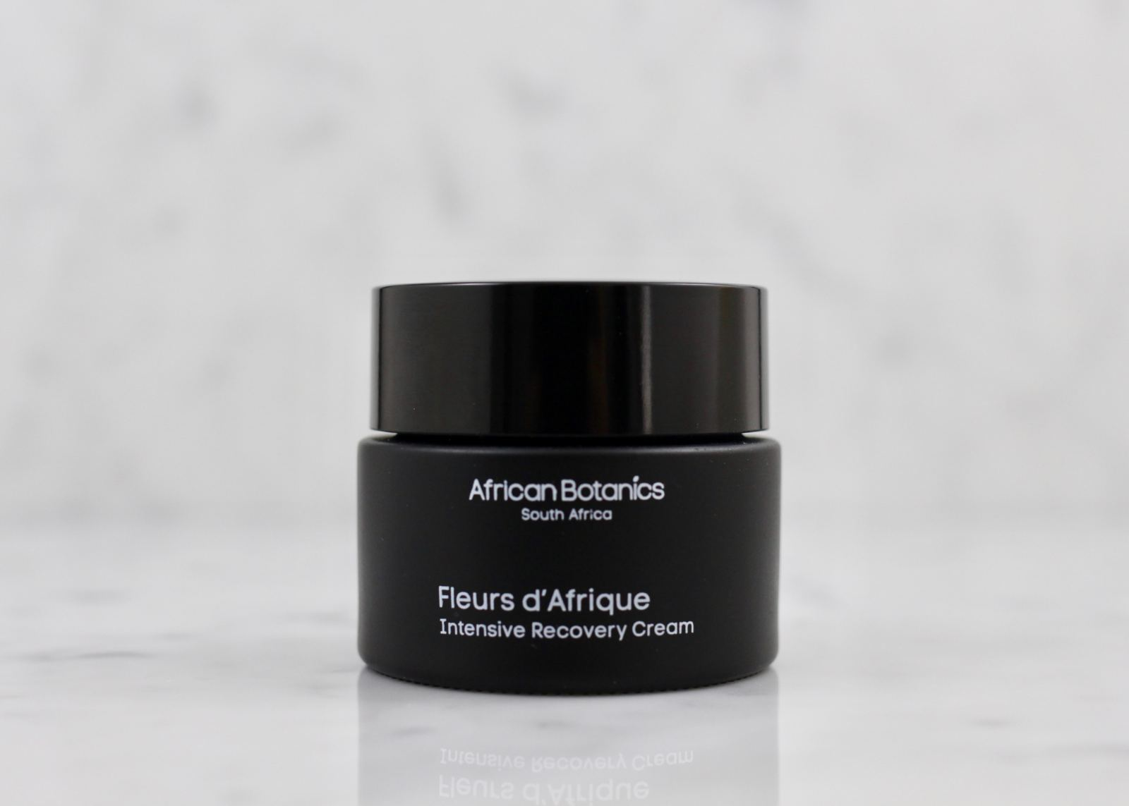Product Review: African Botanics Fleurs d'Afrique Intensive Recovery Cream