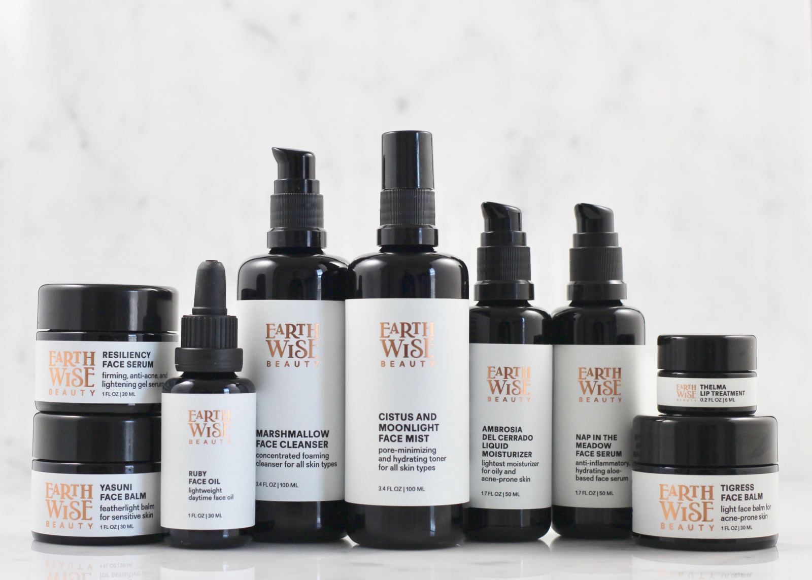 Updated Brand Review: Earthwise Beauty