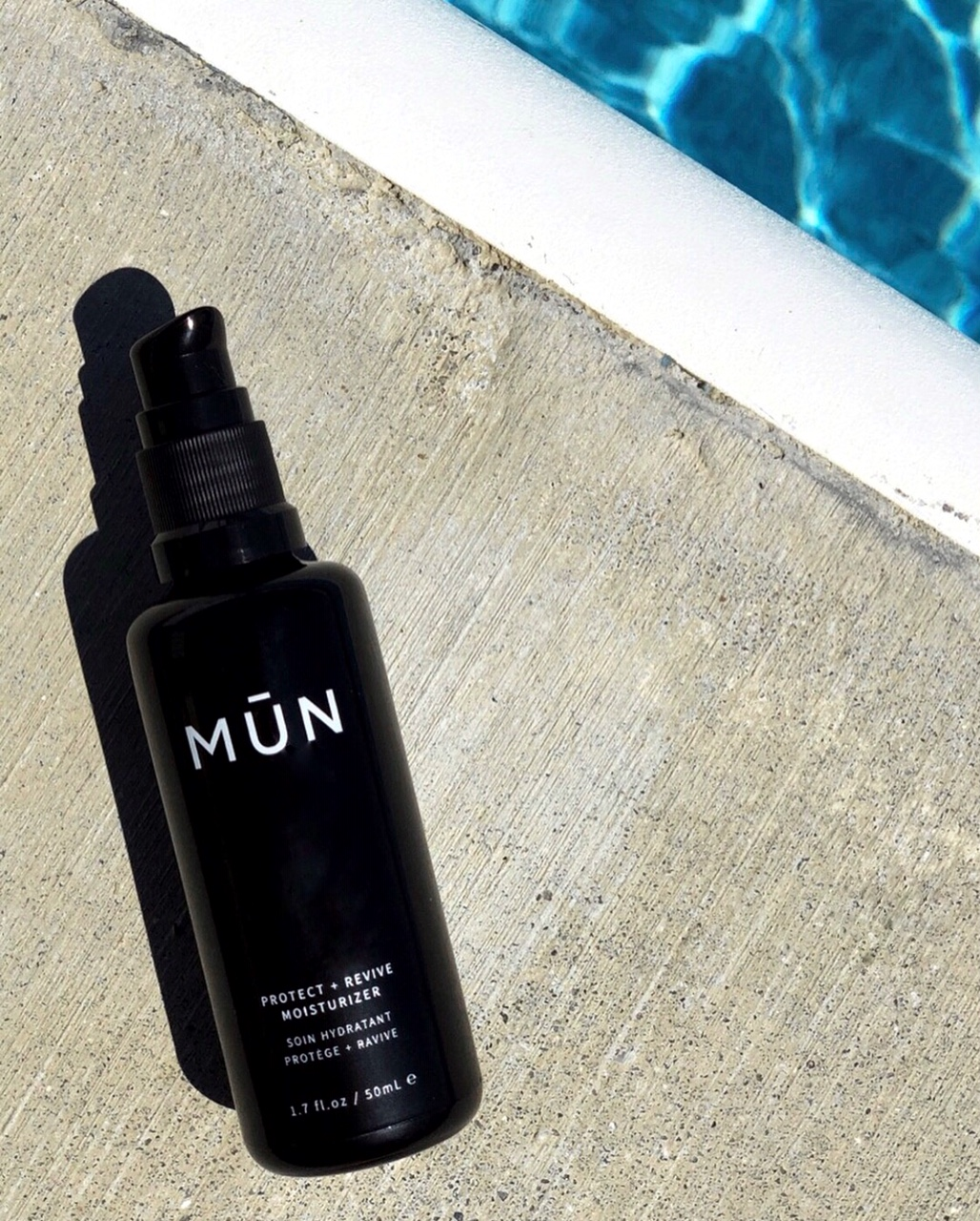 Product Review: MŪN Protect + Revive Moisturizer
